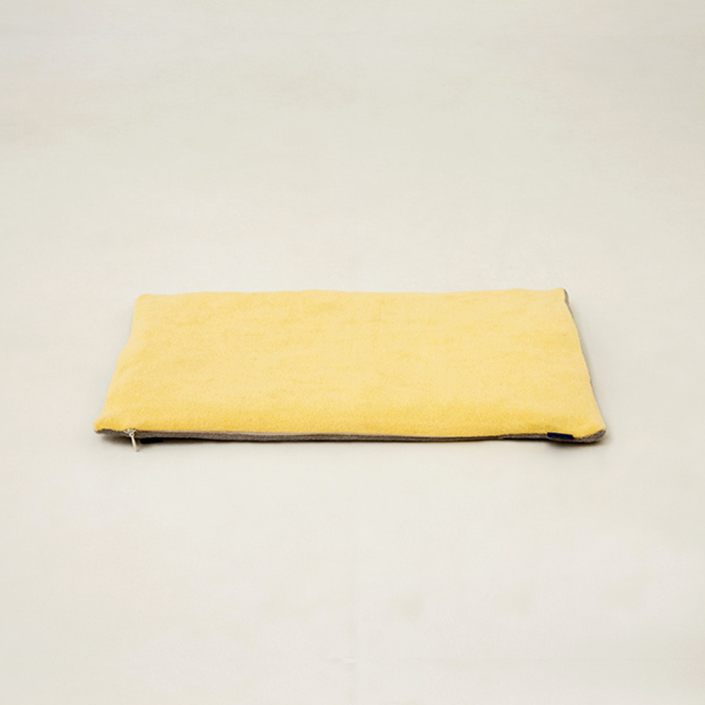 CLEAN PAD - YELLOW GRAY