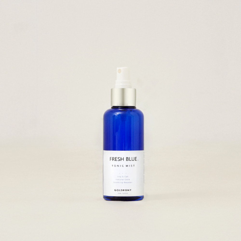 FRESH BLUE - TONIC MIST